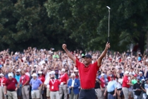 WELCOME BACK! Tiger Woods(写真:Getty Images)